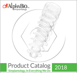 Alpha-Bio Tec 2017 product catalog