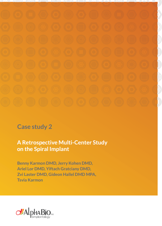 A Retrospective Multi-Center study on the Spiral Implant_en