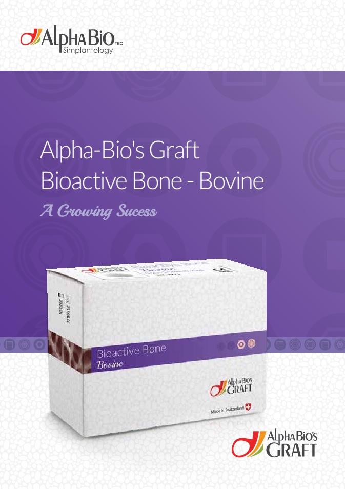 Bio-Active Bone Brochure