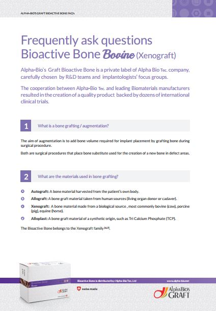 Frequently ask questions Bioactive Bone.pdf