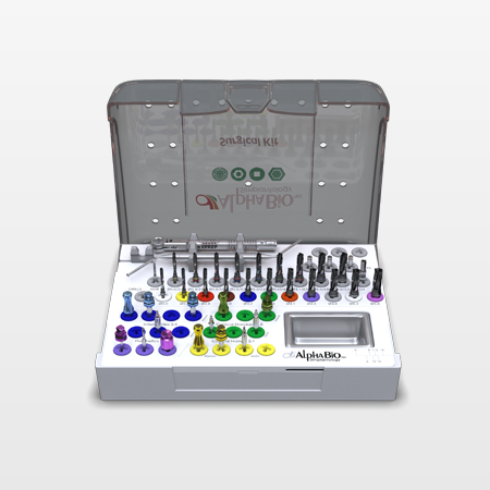 Surgical instrumentation kits
