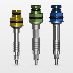 Destornilladores para Implantes